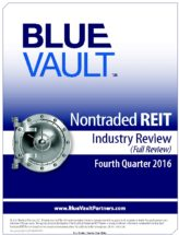 Icon of Money Concepts Q4 2016 Nontraded REIT Full Review