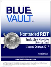 Icon of Nontraded REIT Review Q2 2017 - Industry Data WM