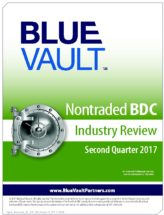 Icon of Capital Investment Q2 2017 BDC Full Report