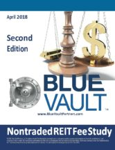 Icon of Second Edition Nontraded REIT Fee Study April 2018 - Final