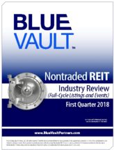 Icon of Nontraded REIT Review Q1 2018 - Full-Cycle Listings And Events WM