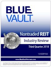 Icon of Kovack Q3 2018 Full Nontraded REIT Review