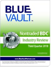 Icon of Voya Q3 2018 Nontraded BDC Review