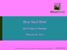 Icon of BV 2013 Annual Brief NTR Year In Review Final Watermarked