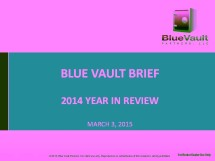 Icon of BV 2014 Annual Brief NTR Year In Review Final Watermarked