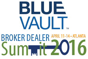 Blue Vault Broker Dealer Summit 2016