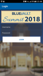 2 log in page
