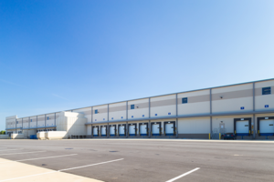 JLL USE ONLY Mason Mill Distribution Center - Ground-Level Exterior 2 - Truck Bays